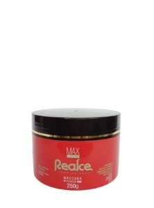SoftHair|Max Beauty Realce Profissional Máscara Matizadora Red 280gr