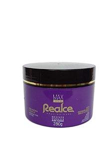 Max Beauty Realce Máscara Matizador Blond Platinado 280gr