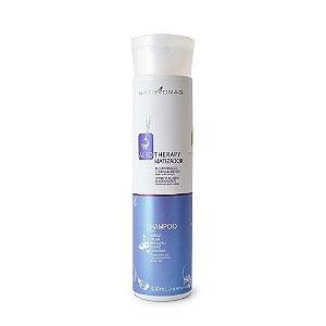 Shampoo Matizador Nathydras Alho Therapy Reconstrução e Força340mL