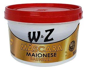 WZ Cosméticos  Máscara Maionese Baunilha