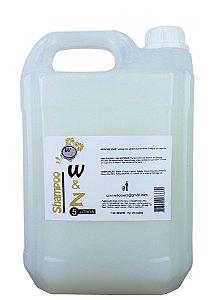 WZ Cosméticos Shampoo Profissional 5 Litros