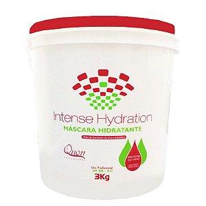 Quon Professional Intense Hydration Máscara HidratanteProteína do Trigo