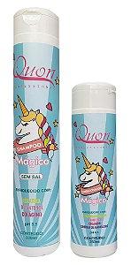 Quon Professional Kit Mágico Shampoo e Condicionador