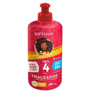 Finalizador Cachos Tipo 4abc Soft Hair Low Poo