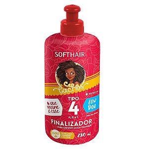 Finalizador Cachos Tipo 4abc Soft Hair Low Poo