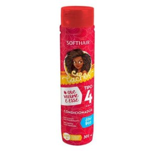 Condicionador Cachos Tipo 4abc Soft Hair Low Poo