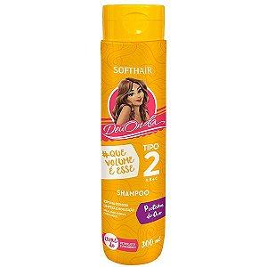 Deu Onda Shampoo Cabelo Tipo 2ABC Soft Hair