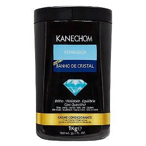 Kanechom Banho de Cristal Reparador Creme Condicionante 1Kg