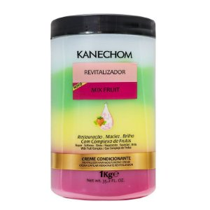 Kanechom Mix Fruit Revitalizador Creme Condicionante 1Kg
