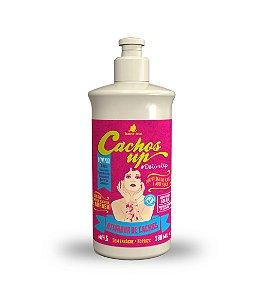 Barrominas Cachos Up Ativador de Cachos Low Poo Todo Tipo de Cacho