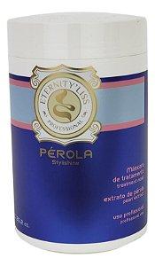 Eternity Liss Mascara de Tratamento Profissional Pérolas -1kg