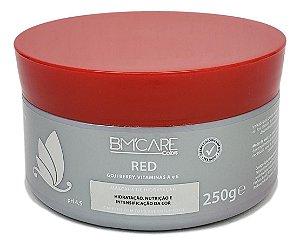 BMCare Red Máscara Hidratação Intensificação de Tons avermelhados