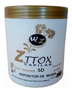 WZ Z.ttox Capilar Nano Reducer 5D Repositor  de Massa 1kg