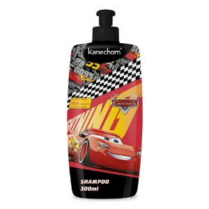 Kanechom Shampoo Carros Limpa Suavemente Kids 300mL