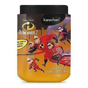 Os Incríveis Kanechom Máscara Condicionante 1Kg