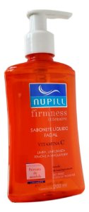 Nupill Sabonete Liquido Facial Vitamina C Firmness Intensive 200mL