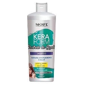 Skafe Keraform Shampoo Controle de Queda 500mL