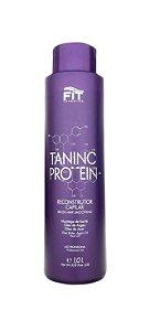 Fit Cosmetics Tanino Protein Reconstrutor Capilar Progressiva em Gel Matizadora 1L