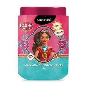 Kanechom Elena de Avalor Máscara Condicionante Cachos Poderosos 1Kg