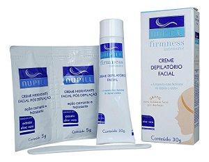 Nupill Firmness  Intesnsive Creme Depilatório Facial 30g