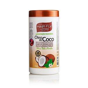 Hair Fly Hidratação Profunda Óleo de Coco 1kg
