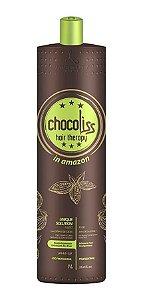 Absoluty Color Chocoliss Hair Therapy In Amazon Fluido Realinhamento Intensivo dos Fios