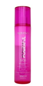 Keranza Powerful SOS Recondicionador Bifásico Termoativado 250mL