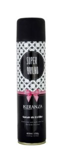Super Brilho Keranza Spray De Brilho Com Ação Antifrizz