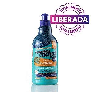 Hair Fly Creme para Pentear #Queridos Cachos Rainha dos Cachos 300ml