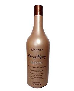 Shampoo Perolado Mandioca Keranza Demage Recovery 1l