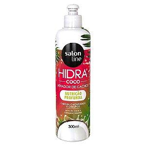 Ativador de Cachos Salon Line Hidra Coco Nutrição Profunda 300ml