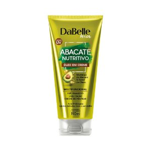 Óleo em Creme Multifuncional Dabelle Abacate Nutritivo 190ml