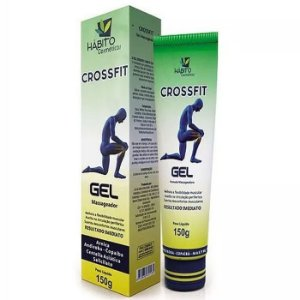 Gel Massageador Crossfit  Hábito Cosméticos 150g
