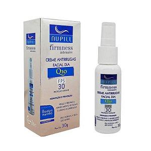 Creme Antirrugas Facial Dia Q10 Fps 30 Nupill 30g