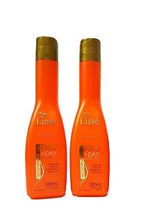 Lissé Revigorante Pro-To-Day - Shampoo e Condicionador 300ml
