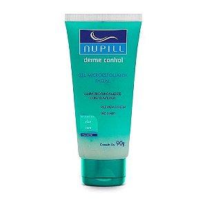 Gel Microesfoliante Facial Derme Control 90g Nupill