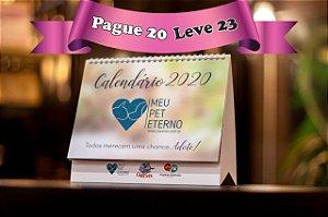 Pague 20 Leve 23 -  Calendários CãoViver 2020