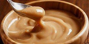 Caixa com 3 potes de doce de leite Viçosa . Tradicional