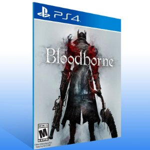 Bloodborne - Ps4 Psn Mídia Digital