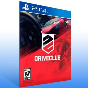 Driveclub - Ps4 Psn Mídia Digital