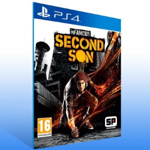 Infamous Second Son - Ps4 Psn Mídia Digital