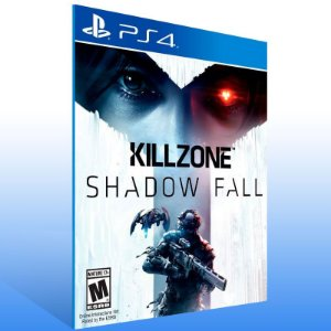 Killzone Shadow Fall - Ps4 Psn Mídia Digital
