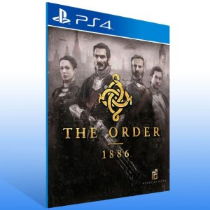 The Order 1886 - Ps4 Psn Mídia Digital