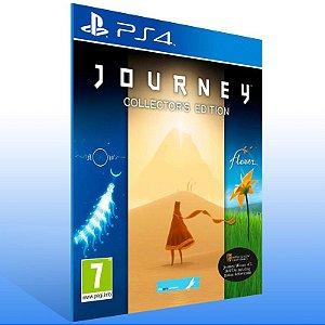 Journey Collector's Edition - Ps4 Psn Mídia Digital