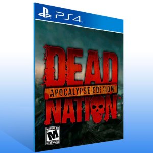 Dead Nation Apocalypse Edition - Ps4 Psn Mídia Digital