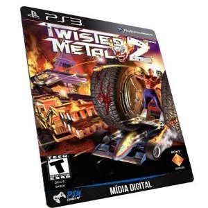 Twisted Metal 2 PS3 - Mídia Digital