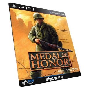 Medal of Honor (PSOne Classic) PS3 - Mídia Digital