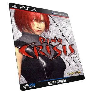 Dino Crisis PS3 - Mídia Digital