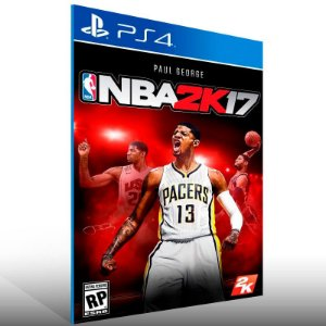 Nba 2K17 - Ps4 Psn Mídia Digital
