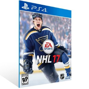 NHL 17 - Ps4 Psn Mídia Digital